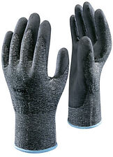 1 Pair Of Showa 541 HPPE Liner Cut Resistant Gloves Grey Safety Pu Grip SIZE 9XL