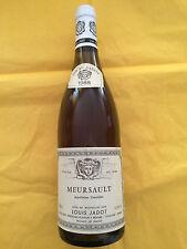 Meursault von Louis Jadot, Jahrgang 1988, Cote-D'Or, Weisswein, 0,75 l