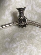 CHAMILIA DISNEY Bead,charm  sterling Silver Tigger From Winnie The Pooh