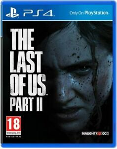 The Last of Us 2 II PS4 PART - MINT - Super Fast Delivery