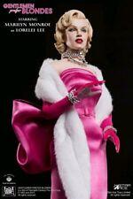 Marilyn Monroe - Pink Dress 30cm 1:6 Scale Action Figure