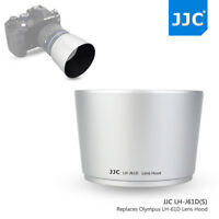JJC Silver Lens Hood For OLYMPUS ZUIKO DIGITAL ED 40-150mm 1:4.0-5.6 as LH-61D