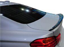 Spoiler Aileron Becquet peint pour BMW F32 Coupe serie 4 noir Saphirschwarz 475