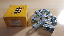 10 pcs NOS Sturmey Archer right hand nut HMN 129. Original box included.