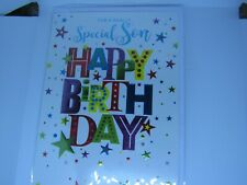 SON BIRTHDAY CARD  GREETINGS CARD