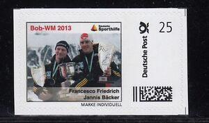 D.Postage Stamp Individually Bob WM Friedrich - Baker