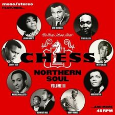 "CHESS NORTHERN SOUL: vol 3 Box, Comp, Ltd, Num + 7x7"", Single, RM New!"