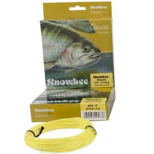 Snowbee Classic Floating Fly Line ALL SIZES