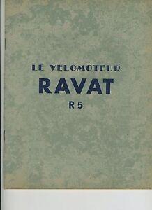 (51) Le vélomoteur RAVAT R5