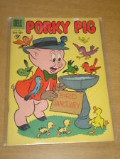 PORKY PIG #70 FN+ (6.5) DELL COMICS JUNE 1960