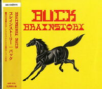BRAINSTORY-BUCK-IMPORT CD WITH JAPAN OBI E78