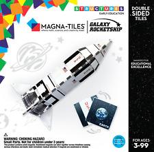 Magna Tiles Galaxy Rocket Structure Set