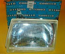 Faro Fanale Proiettore Anteriore Sinistro Carello 03749000 Ford Escort