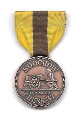 SOOCHOW CREEK MEDAL 1937  - FULL SIZE