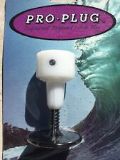 BODYBOARD LEASH PLUG  PRO PLUG PROFESSIONAL MADE IN USA NEW IN PACKAGE AWESOME!!