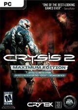 Crysis 2 Maximum Edition (PC, 2012, Nur der Origin Key Download Code) keine DVD