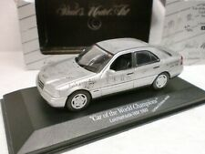 MINICHAMPS 1/43 - MERCEDES C180 CAR OF THE WORLD CHAMPIONS - 430 954282