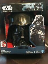 Star Wars Rogue One Electronic Darth Vader Voice Changer Helmet Mask Star Wars
