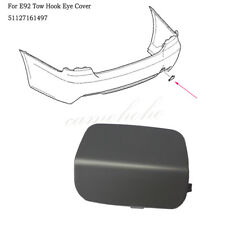 For BMW E92 E93 3-Series Genuine Rear Bumper Tow Hook Eye Cover 06-09 328i 335i