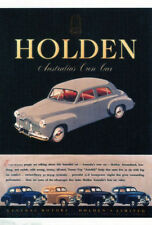 Holden Collectable Print Advertising