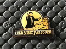 pins pin film cinema TUE N'EST PAS JOUER JAMES BOND 007