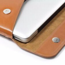 LENTION LEATHER SLEEVE FOR MACBOOK PRO RETINA 15 INCH - ELEGANT SERIES - NEW