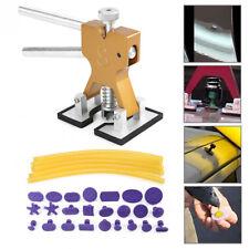 Paintless Car Dent Repair Kit Lifter Glue Stick Puller Tab Hail Removal PDR Kit