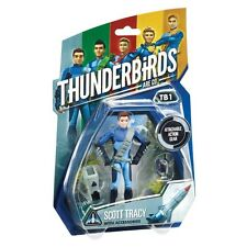NEW THUNDERBIRDS ARE GO SCOTT TRACY ACTION FIGURE TB1 90285