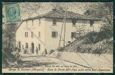 Firenze Borgo San Lorenzo cartolina EE5997