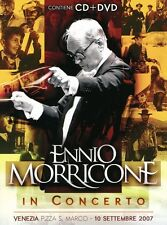 Ennio Morricone, Pin - In Concerto Venezia 10-11-07 [New CD] Italy - Im