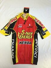Hincapie Velocity 5-hour Energy Cycling Team Small Jersey - New