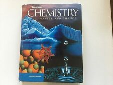 Glencoe Chemistry: Chemistry : Matter and Change by Hainen, Wist (Hardcover)