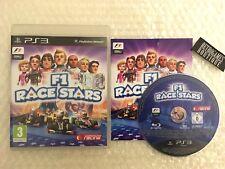 F1 RACE STARS PS3 Playstation 3 PAL ITA