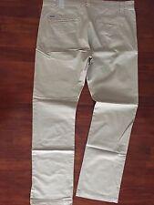 WEZC  THE CONCRETE SLIM  CHINO PANTS( W38x 34) $ 145