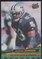 1992 Fleer Ultra Football Card #264 Vaughan Johnson