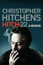 Hitch 22: A Memoir by Hitchens, Christopher Hardback Book The Cheap Fast Free