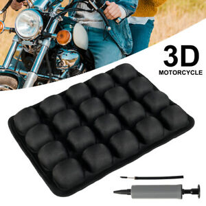 Motorcycle Seat Cushion Motorcycle Inflatable Seat Cushion 3D Blow Air Cushion