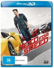Need For Speed (Blu-ray, 2014)