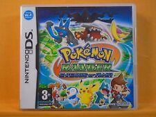*ds POKEMON RANGER Shadows Of Almia (NI) Lite DSi 3DS PAL UK