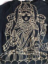Zara t-shirt noir avec divinité hindoue au dos / Black Zara shirt with Hindu god
