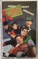 New Kids on the Block Merry Merry Christmas Cassette