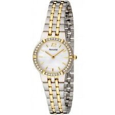 Accurist Ladies Mother Of Pearl Two Tone Steel Bracelet Watch LB1738P RRP £75.00