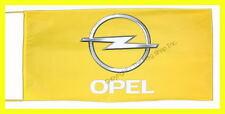 OPEL FLAG BANNER  astra gt agila antara corsa vectra 5 X 2.45 FT 150 X 75 CM