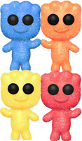 Sour Patch Kids SET of 4 Funko Pop Vinyls New in Boxes