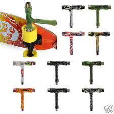 1x Private Skateboard Longboard Multi-function T-Tool All in One Screwdriver New