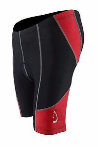 Mens Cycling Shorts Bicycle Coolmax Pad Mountain Biking MTB Team Biking Shorts