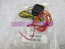 Sirius Satellite Radio SIR Tuner Power Wire Harness Cable 4 Pin 3 Wire  SSP1950