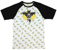 Lego Batman Mens short sleeve shirt size large NWT