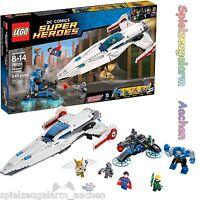 LEGO 76028 Super Heroes Darkseids Überfall Darkseid Invasion NEW BNISB