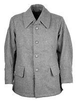 "Wool Combat Jacket M39 Nordic WWII WW2 Era Field Grey 46-48"" Genuine NEW VTG VGC"